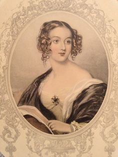 """The present enshrines the past"" Victorian Women, Victorian Era, Victorian Fashion, Vintage Fashion, Victorian Hairstyles, Vintage Hairstyles, Musical Hair, Decoupage, Portraits"