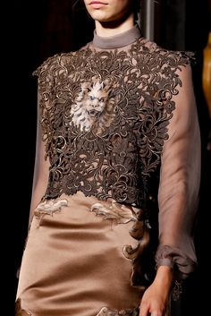 Valentino Fall 2013 Couture Accessories Photos - Vogue#4