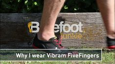 Why I wear Vibram FiveFingers Vibram Fivefingers, Minimalist Shoes, Barefoot, Let It Be, Youtube, How To Wear
