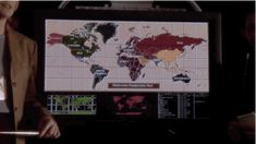 "And of course 'Peter's Projection Map'. | 27 Reasons Why You're Still Watching ""The West Wing"""