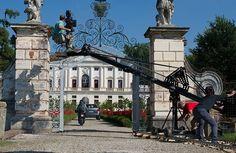 Ca' Marcello location del film Leoni