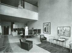Le Corbusier, Pavillon de l'Esprit Nouveau, Paris 1925
