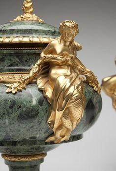 A pair of Lous XVI-style cassoulets - Price Estimate: $7000 - $9000