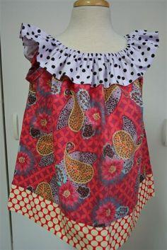 sara norris ltd: Ruffle-neck dress tutorial