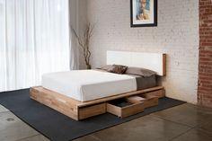 platformed bed