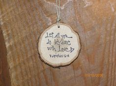 Hey, I found this really awesome Etsy listing at https://www.etsy.com/listing/258716552/wood-slice-ornament-rustic-ornament-home