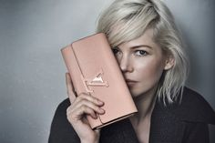 Louis Vuitton Trusts Michelle Williams With The New Capucines Handbags