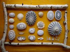 crochet sassi Uncinetto e MAGLIERIA di venerdì, di sabato uncinetto e maglia: novembre 2009