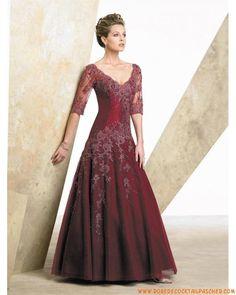 ... Manches trois quarts wd0064  Robe de Mariée 2012  Pinterest  Robes