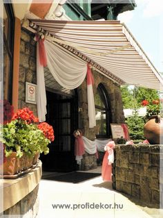 Mátrafüred, Hotel Vitál, Hegyalja (Fenyveskert) Étterem - wedding decor, pink, coral