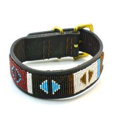 Malindi African Beaded Collar