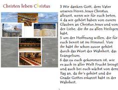 bibeltagebuch: cняιѕтєη ℓєвєη cняιѕтυѕ - Christen leben Christus