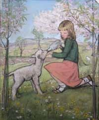 Dawson, Muriel. 1907-74.   born in Canterbury, New Zealand, in 1897 and came to England in 1913 where she enrolled as a student at the Richmond School of Art, Richmond.