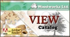 Quality wood items to paint on.  Woodworks Ltd. www.craftparts.com