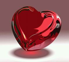 Coração brilhante