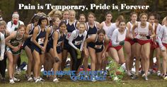 Pain is Temporary, Pride is Forever - Jim Blades - Delaware Charity Challenge motivational running quote