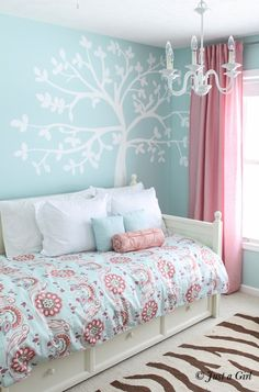 Crushing on: Coral {furniture, walls & accessories ...