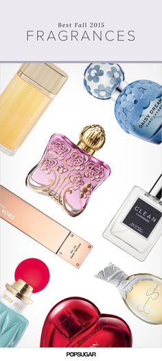 You're never completely dressed in the morning until you spritz on perfume. But be honest: when was the last time you cleaned out your fragrance wardrobe? If you most recently acquired a new scent in high school (or worse . . . as a gift from an ex), it's time you upgraded. We sniffed the new scents coming out this Fall, so you don't have to give yourself a headache shopping, and deciphered what they really smell like.