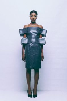 Nigeria's Kitschai Presents New Collection, Unicorns & Bullets Woulds   FashionGHANA.com (100% African Fashion)FashionGHANA.com (100% African Fashion)