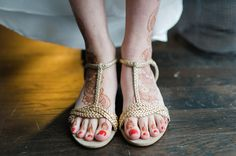Offbeat Wedding Shoes | A Cup of Jo