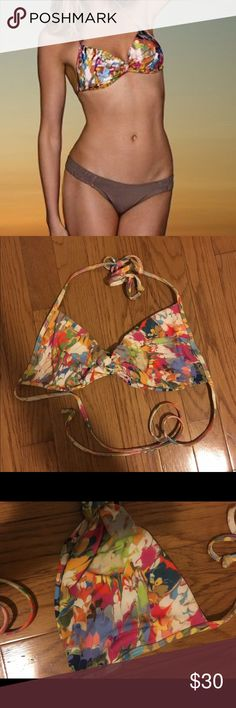 Selling this LSpace Twisted Halter Bikini Top on Poshmark! My username is: blalvarez. #shopmycloset #poshmark #fashion #shopping #style #forsale #l*space #Other