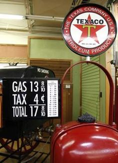 Image result for pic,clark gas station, 1970s gas price