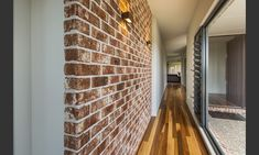 With authentic elements and statement-making metals, INDUSTRIAL CHIC creates a unique palette for a sophisticated and modern home. Industrial Chic Style, Brick Pavers, Red Bricks, Animal Print Rug, Balmain, Facade, Exterior, Traditional, Modern