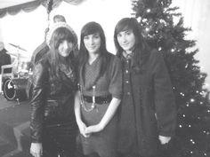 Mia's graduation near Christmas time