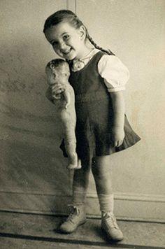 Childhood in New York - Jessica Walter -- New York Magazine