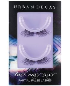 Urban Decay Fast Easy Sexy Partial False Lashes - Instaflare