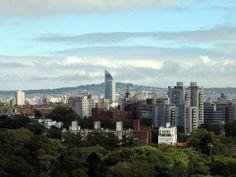 Uma cidade cercada de verde!