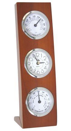 Estação de tempo vertical