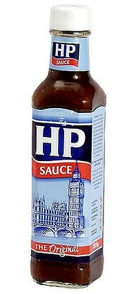 The one and only HP Original Sauce don't mess with the original eating this sauce since childhood. Hp Sauce, Ketchup, Chutney, Spitfire Airplane, Recipe Icon, Salsa, Sauce Barbecue, I Am Canadian, Brown Sauce