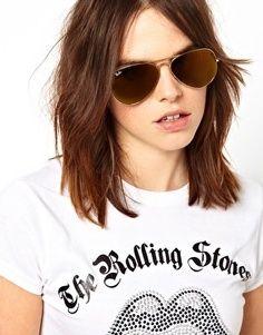Ray Ban Aviator Sunglasses.. Love it!
