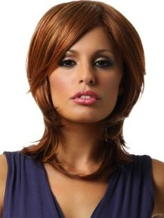 Medium Layered Hairstyles for brown hair