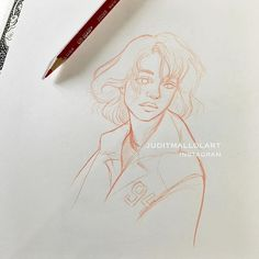 Instagram media by juditmallolart - Sorry for not posting a lot lately! Taking things slowly with my arm. Meanwhile enjoy a quick sketch of 90's Winona Ryder