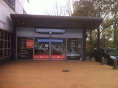Entree OOST Slaapcomfort Outlet Bankrashof Amstelveen