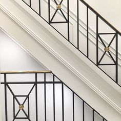 is the ultimate Modern Georgian, Stainless Steel Handrail, Banisters, Railings, Banister Ideas, Joinery, Architecture, Stairways, Townhouse