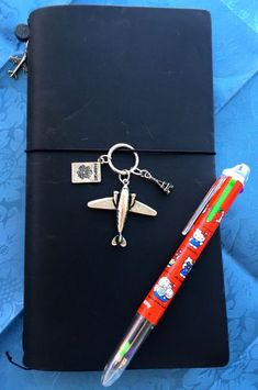 How to Make Easy DIY Planner Charm Sets for Midori Traveler's Notebook