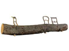 Banc d'intérieur / design original / en bois - TREE-TRUNK by Jurgen Bey - Droog