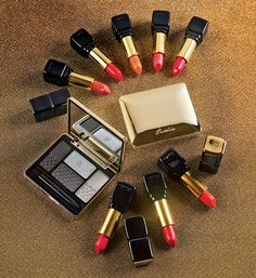 Summer is all about bright, bold, beautiful colors — especially on your lips! We love Guerlain's KissKiss collection..