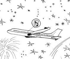 Confetti WEEKLY #51 - week 52 // detail - by Madame Fourmilion