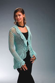 I think this design would look great if it was crocheted with black yarn.  I want one!