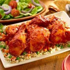 Slowly-Braised Chicken in Tomato Sauce