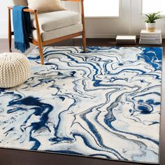 Glendon Area Rug - Boutique Rugs
