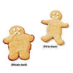 Cooking Mistake #39: Your Cookies Gain Unwanted Holiday Width | CookingLight.com