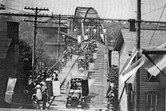When did the original Belle Vernon-Speers Bridge, the one that is no longer there, open That question from a reader in Allenport is timely because ...