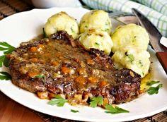 Meatloaf, Steak, Food And Drink, Beef, Dinner, Cooking, Meat, Recipes