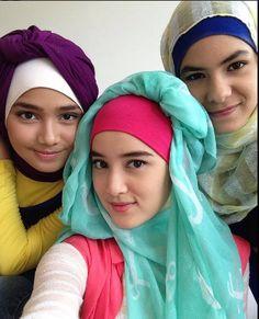 Foto Profil Biodata Pemeran Sinetron Jilbab in Love RCTI