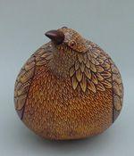 Mindy Hawkins Gourd Art
